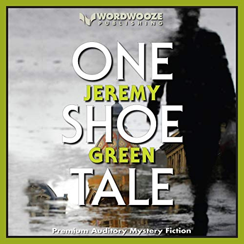 One Shoe Tale audiobook cover art