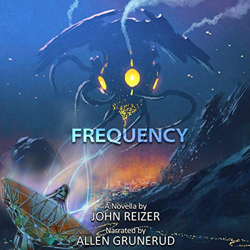 Frequency Audiobook By John Reizer cover art
