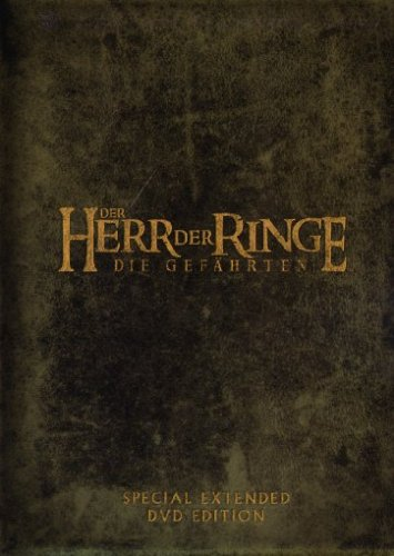 Der Herr der Ringe 1 - Die Gefährten (Special Extended Edition, 4 DVDs)