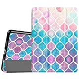 Fintie Case for iPad Air 10.5' (3rd Gen) 2019 / iPad Pro 10.5' 2017 - [SlimShell] Ultra Lightweight Standing Protective Cover with Auto Wake/Sleep, Moroccan Love