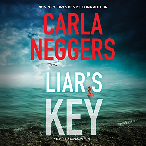 Liar's Key audiobook cover art