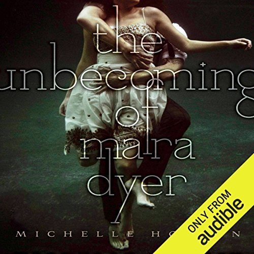 The Unbecoming of Mara Dyer cover art