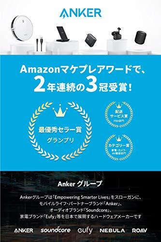 AnkerSoundcoreLifeP2(完全ワイヤレスイヤホンBluetooth5.0)【IPX7防水規格/最大40時間音楽再生/cVc8.0ノイズキャンセリング/グラフェン採用ドライバー/QualcommaptX™/PSE技術基準適合】ブラック