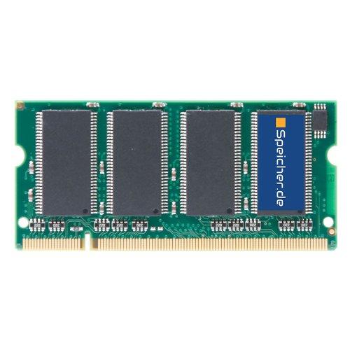 1GB HP - COMPAQ nc6120 Business Notebook RAM Speicher