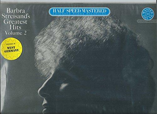 Greatest Hits Volume 2 - Half-Speed Mastered (Streisand, Barbra) / 86079