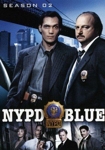 nypd blue season 2 - 5