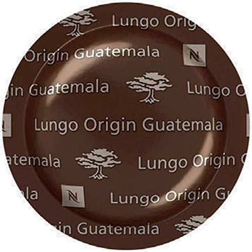 Nespresso Pro Set mit 50Kapseln Lungo Origin Guatemala