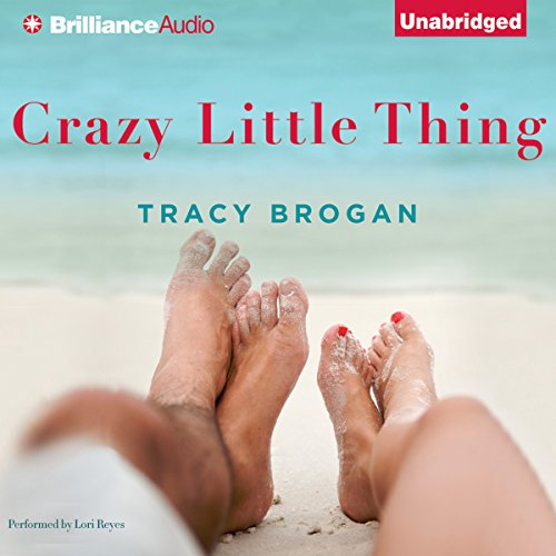 Crazy Little Thing audiobook cover art