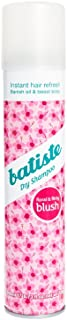 Batiste Dry Shampoo, Blush Fragrance, 6.73 Ounce