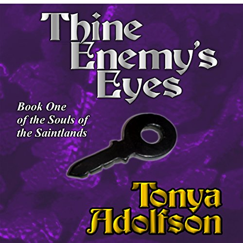 Thine Enemy's Eyes audiobook cover art