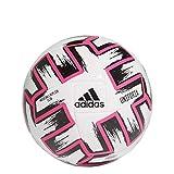 adidas Unifo CLB, White/ Black/ Shock Pink, 5