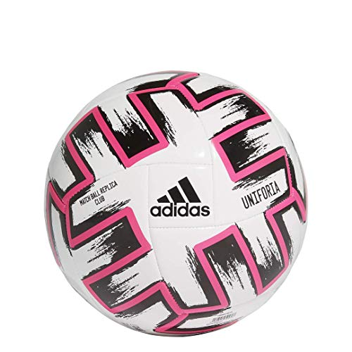 adidas Unifo CLB, White/Black/Shock Pink, Herren, Tasche, Unifo Clb, Weiß / Schwarz / Pink, 4