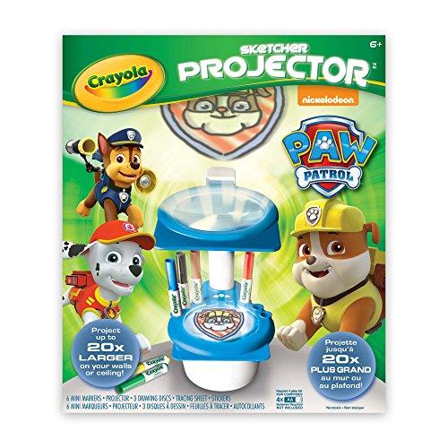 Crayola Paw Patrol Sketcher Projector