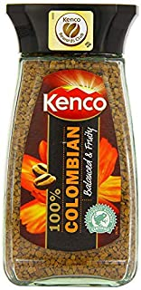 Kenco Pure Colombian Coffee 100 g (Pack of 6) (B002U079J8) | Amazon price tracker / tracking, Amazon price history charts, Amazon price watches, Amazon price drop alerts