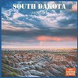 South Dakota Landscape Calendar 2022: Official South Dakota State Calendar 2022, 16 Month Calendar 2022