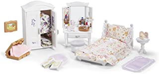 Calico Critters Deluxe Floral Bedroom Set