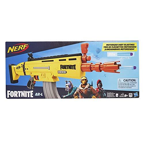 Nerf- Fortnite AR L (Hasbro E6158EU4)