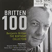 Britten 100-The Birthday Collection