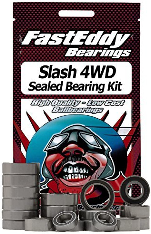 Traxxas Slash (4WD) Sealed Bearing Kit by FastEddy Bearings