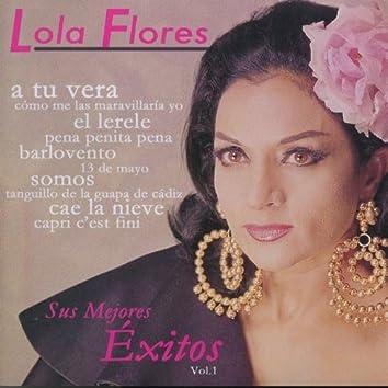 Lola Flores: Sus Mejores Exitos, Vol. 1