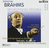 Brahms: German Requiem by Mathis (2002-06-25)