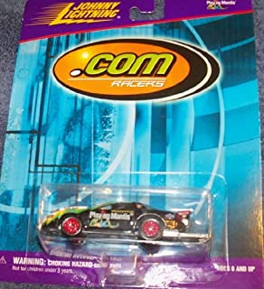 Johnny Lightning .Com Racers Playing Mantis 1:64 Die-cast Car by Playing