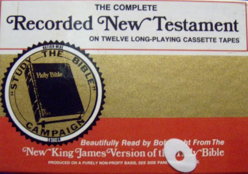 The Complete Recorded New Testament on Twelve Long-Playing Cassette Tapes