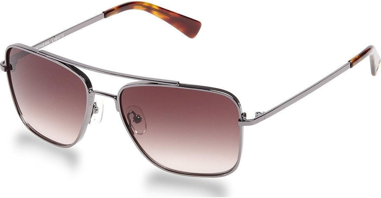 Northern Lights NL4 Gunmetal Sunglasses   Brown