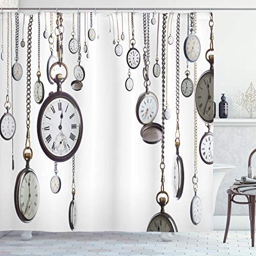 XCBN Colección de decoración Antigua, Muchos Relojes de Bo