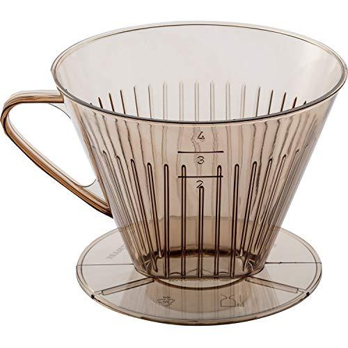 Westmark Kaffeefilter/Filterhalter, Filtergröße 4, Für bis zu 4 Tassen Kaffee, 24542261
