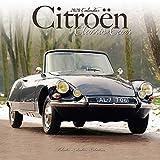 Citroën Classic Cars - Oldtimer von Citroën 2020: Original Avonside-Kalender [Mehrsprachig] [Kalender] (Wall-Kalender) - Avonside Publishing