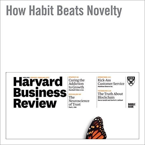 How Habit Beats Novelty copertina
