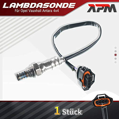 Lambdasonde Diagnosesonde für Corsa D Combo Meriva Tigra Twintop Astra H Corsa C D Astra G H L48 L08 F68 W5L S07 L35 W5L S07 2003-2014 250-24612