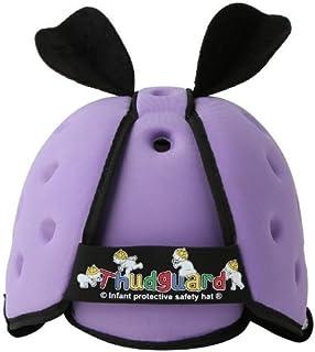 Sombrero de seguridad de protección infantil Thudguard (Lila)