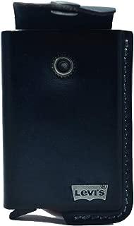 Levi's Black Card Case (Mechanical Card Case)
