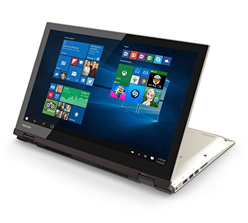 2016 Toshiba Satellite Fusion 15 L55W 15.6' Flagship Touchscreen Laptop- Intel Core i5-5200U Processor, 8GB RAM, 750GB Hard Drive, HD LED Backlit Display, Webcam, HDMI, Bluetooth, Windows 10