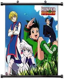 Hunter X Hunter Anime Fabric Wall Scroll Poster (16