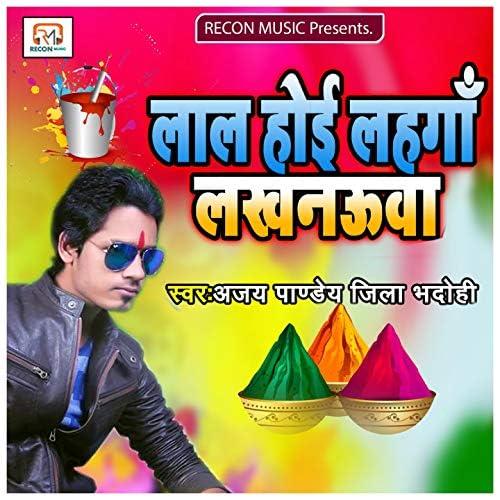 Ajay Pandey Jila Bhadohi