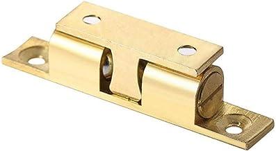 YIJIAN 1 Set deurslot Touch Klink Kasten Vergrendelingsschakelaar Chassis kabinet Spring Ball Locker Verstelbare Brass Doo...