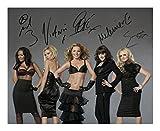 Spice Girls Autogramme Signiert 21cm x 29.7cm Foto Plakat