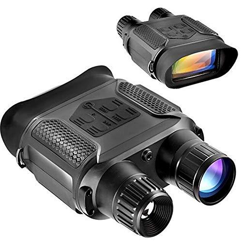 HUATXING Fernglas Kamerabildschirm HD 4 Zoll LED 2X Digitalzoom TFC-Karte Kamera Unterstützt Video 3,5-7 Vergrößerung 640X480p HD Kann Für Die Jagd Camping Nacht Verwendet Werden