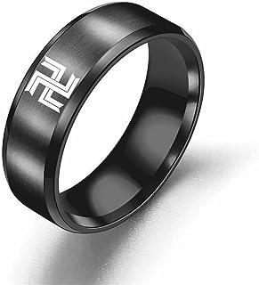 Sponsored Ad - Tokyo Revengers Ring for Men Stainless Steel Anime Ring Tokyo Revengers Cosplay Jewelry for Boys