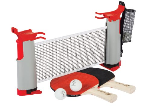 Read About EastPoint Deluxe Everywhere Table Tennis Set