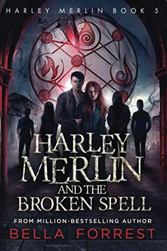 Harley Merlin 5: Harley Merlin and the...