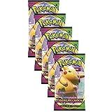 Pokemon Farbenschock 5 Booster - Deutsch