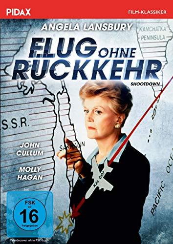 Flug ohne Rückkehr (Shootdown) / Aufregendes Drama nach wahren Begebenheiten mit Angela Lansbury (bek. aus MORD IST IHR HOBBY) (Pidax Film-Klassiker)