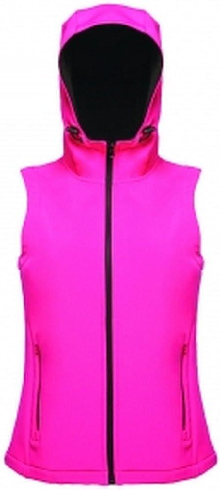 Regatta Womens Arley Hooded Bodywarmer Gilet