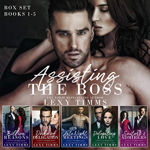 Assisting the Boss Series: Books 1-5