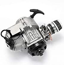 DENESTUS for 49CC 2 Stroke Engine Motor Pocket Pit Dirt Bike Mini Quad ATV Bicycle Scooter Engine Machine