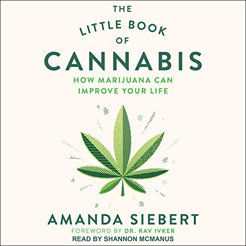 The Little Book of Cannabis audiobook cover art
